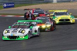 Manthey Racing Porsche 911 GT3 R