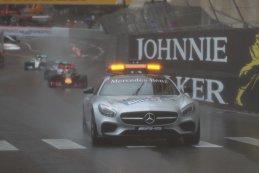 Safety Car Monaco GP 2016