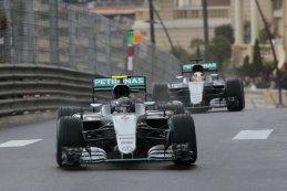 Nico Rosberg & Lewis Hamilton - Mercedes F1 Team