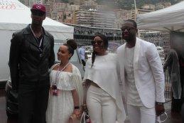 Vip's in Monaco