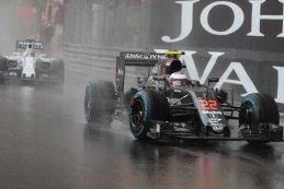 Jenson Button - McLaren Honda F1 Team