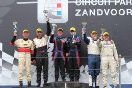 Podium Zandvoort BMW 235i Cup