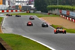 sessie Caterham Supersport Circuit Zolder