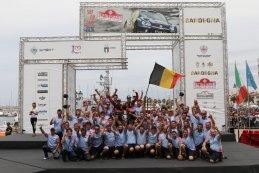 Hyundai Motorsport WRC Rally d'Italia Sardegna 2016