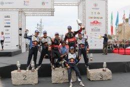 podium Rally d'Italia Sardegna 2016