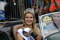 Cécile Fourrier - Miss 24 Heures du Mans 2016