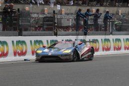 Ford Chip Ganassi Racing USA - Ford GT