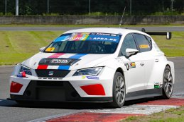 Ferry Monster Autosport - Seat Leon TCR