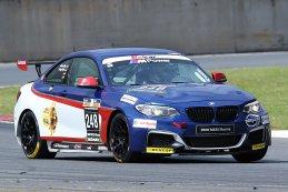 Captain Racing - BMW M235i Cup