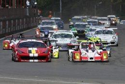 start Belcar Syntix Superprix 2016