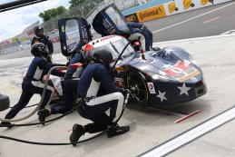 Panoz DeltaWing Racing - DeltaWing DWC13