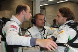 Wolfgang Reip - Maxime Soulet - Andy Soucek - Bentley Team M-Sport