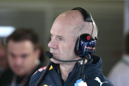 Adrian Newey - Red Bull Racing