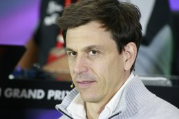Toto Wolff - Mercedes F1 Team