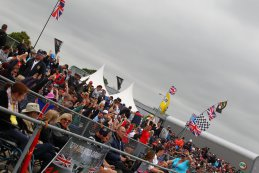 toeschouwers F1 GP van Groot-Brittannië 2016