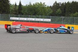 Aleksanteri Huovinen & Eugene Denyssen - Double R Racing & SWR