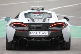 Safety Car British GT Spa 25 Hours 2016