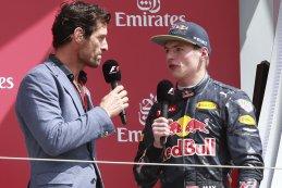 Mark Webber & Max Verstappen