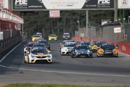 Start TCR Benelux Zolder Sprint Race 3