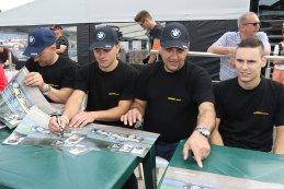 Kurt Bultinck/Steve Raymakers/Davy Convents/Vincent Convents - Convents Racing