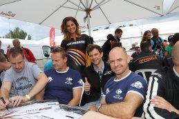 Kris Van Kelst/Manfred Verbeke/Gregory Eyckmans/Denis Smets - JJ Motorsport