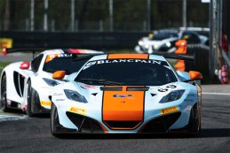 Gulf Racing - McLaren MP4-12C