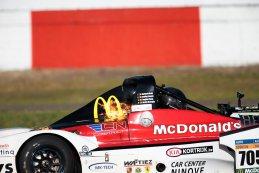 brandende Norma M20 FC - McDonald's Racing