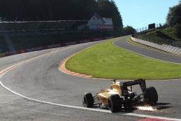 Renault Sport F1 Team aan Raidillon