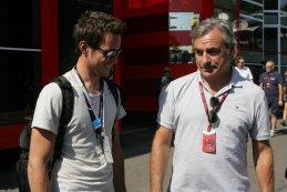 Thierry Neuville & Carlos Sainz
