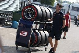 Pirelli Banden Daniel Ricciardo
