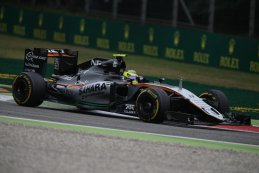 Sergio Pérez - Force India