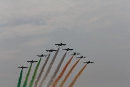 Italiaanse luchtmacht F1 GP Italië 2016