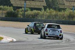 Reinhard Nehls & Cora Schumacher - Mini JCW DTC