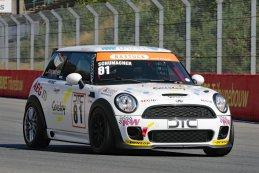 Cora Schumacher - Mini JCW DTC