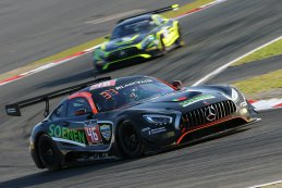 Sports & You Mercedes AMG GT3