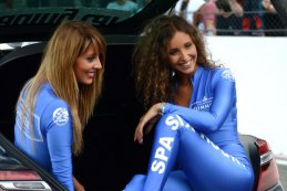 2016 Spa Six Hours Promo Girls