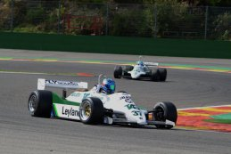 Christophe D'Ansembourg - Williams FW07/C