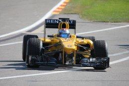 Nicholas Latifi - Renault E20 V8 F1