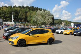 Renault Clio wagenpark