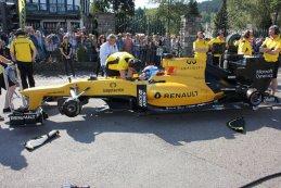 Renault E20 V8 F1