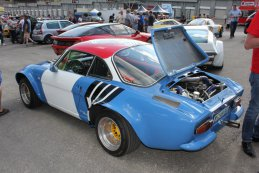 Alpine A110 Berlinette Group 4
