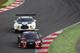 Belgian Audi Club Team WRT & Bentley Team M-Sport - Audi R8 LMS GT3 & Bentley Continental GT3