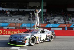 Anthony Kumpen - Eindwinnaar 2016 Nascar Whelen Euro Series Elite 1