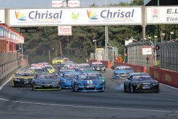 Start 2016 NWES American Festival Zolder Elite 1 Race 2