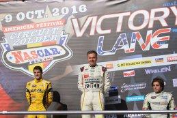 Podium 2016 NWES American Festival Zolder Elite 2 Race 2
