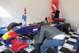 F1 Bandenwissel Challenge