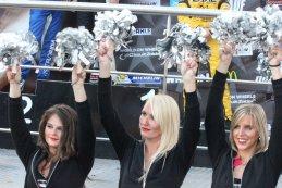 Cheerleaders 2016 American Festival Zolder