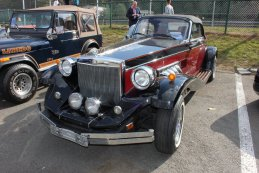 Clenet Serie II Roadstar