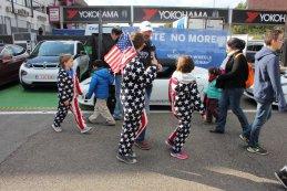 Sfeerbeeld 2016 American Festival Zolder