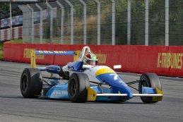 Ron Sanen - Dallara-Alfa Formule 3